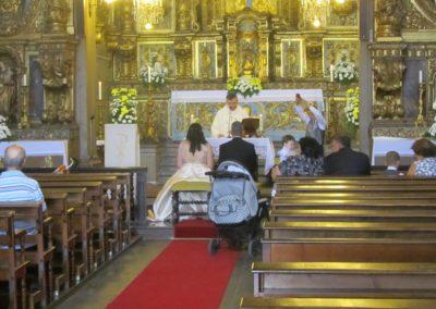 Mariage en cours